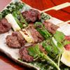 馬春楼 - 料理写真:串焼きの盛り合わせ