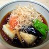鳥伊勢 - 料理写真:揚げ出し豆腐