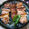 鳥伊勢 - 料理写真:焼鳥丼
