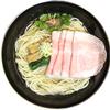 塩SOBA クワトロ・バリエ - 料理写真:基本の塩SOBAにチャーシューを2枚プラス