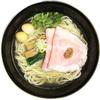 塩SOBA クワトロ・バリエ - 料理写真:燻製うずら玉+燻製ペーストの味変化