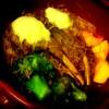 コルクのきまぐれ - 料理写真:NZ産仔羊の香草焼き