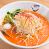 クリーミーTonkotsuラーメン 麺家 神明 - 料理写真:クリーミー担々麺