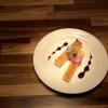LeX - 料理写真:ベイクドチーズケーキ カシスクリーム