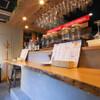 びすとろハヒフヤ - 内観写真:立ち飲みカウンター