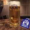串かつ 関 - ドリンク写真:大阪、吹田工場限定醸造「青生」使用。大阪でしか飲むことのできないビールです