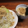 麺処 井の庄 - 料理写真:濃厚つけめんジロベジのせ