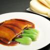 永利 - 料理写真:豚角煮のパン包み