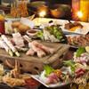 はかた風土 - 料理写真:食を通して元気と笑顔を伝えます!6月コース