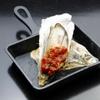 キタバル - 料理写真:【2月の殻付きがき100円フェア】焼きがきのサルサソース 一個100円