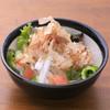 ひもの野郎 - 料理写真:サラダ550円