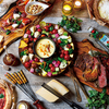 Meat and Cheese QUATTRO TABLE - メイン写真: