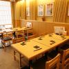 江戸路 - 内観写真:2階テーブル席 35席