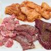 肉のすずき - 料理写真: