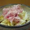 もち豚しゃぶしゃぶ - 料理写真:白菜のしゃきしゃきポン酢