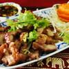TAI THAI - 料理写真:コームーヤーン(豚首の焼き肉)
