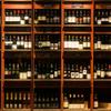 リストランテ・リアル - 内観写真:常時100種類以上のイタリアワインを取り揃えております。