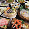 ざうお - 料理写真:H30春の宴会4500円コース