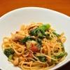 ランチ&バー 花菜 - 料理写真:菜の花と蒸し鶏のトマトソース