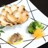 須田 - 料理写真:蒸しあわび