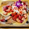 カフェ チャレンジャー 88 - 料理写真:気まぐれパンケーキ(数量限定)