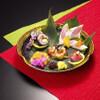 鳥銀本店 - 料理写真:鮮度抜群の名古屋コーチンのお刺身の盛合せです。こうちんのお刺身を、色々なお味でお楽しみ頂けます。