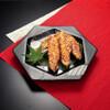 鳥銀本店 - 料理写真:名古屋名物の手羽先の唐揚げです。