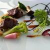貴匠桜 - 料理写真:特選牛フィレのポワレ 柚子胡椒の香り
