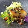貴匠桜 - 料理写真:天然桜鯛のポワレ ケッパーのブールノワゼット 赤米とキノコのソテー