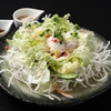 焼とり とりぞう - 料理写真:鳥の巣サラダ