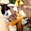 グラード - 料理写真:少しずつ食べれるヨーロッパのチーズ盛り