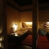 こっこのすけ - 内観写真:程よいプライベート感で落ち着く半個室