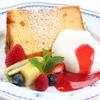 ラ・カンツォーネ - 料理写真:シフォンケーキ ¥980