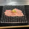 大栄 - 料理写真:お肉をまとった 炙り寿司です。