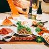 Meat Bar Lis Bee - 料理写真:女子会限定ガッツリ編