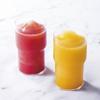 マンゴツリーキッチン パッタイ - ドリンク写真:フローズンスイカジュースとマンゴジュース