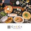CHECK ROOM SERVICE - 料理写真:
