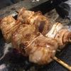 どんどん亭 - 料理写真:炭火でやく焼鳥も美味しい♪