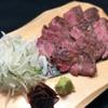 どんどん亭 - 料理写真:炭火焼きステーキは溢れる肉汁に舌鼓