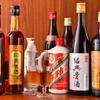 銀座夜市 - ドリンク写真:中華ながらの紹興酒もたくさん揃っております