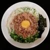 つけ麺 ラーメン ヤゴト55 - 料理写真:中毒者続出!台湾まぜそば