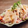 黄金の角煮と奄美焼酎90種 奄んちゅ - 料理写真:奄美島豚あかりんとんの焙煎胡麻しゃぶサラダ