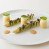 ロオジエ - 料理写真:L'ASPERGE BLANCHE