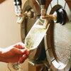 金串 - ドリンク写真:樽生スパークリング ワイン