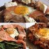 ル ファル - 料理写真:ガレット3種