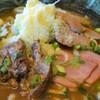 燃やし味噌ラーメン 麺や 武士 - メイン写真: