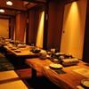 喜多よし - 内観写真:4名様~最大50名様までOKの個室あります!コンパや歓送迎会、女子会など宴会にご活用下さい