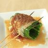 博多 松介 - 料理写真:創作串!ピーマンの煮込み