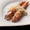 メゾン・ド・ユーロン - 料理写真:巻き海老の湯葉巻き揚げ