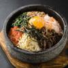 俺の焼肉 - 料理写真:石焼ビビンバ